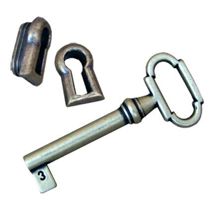 klúčiky, rozety, protiplechy